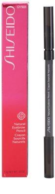 Shiseido Eyes Natural tužka na obočí 5