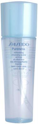 Shiseido Pureness osvěžující pleťová voda pro smíšenou a mastnou pleť