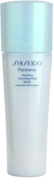 Shiseido Pureness emulsão de espuma suave para limpeza facial perfeita