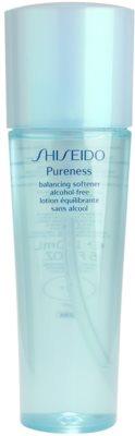 Shiseido Pureness tonizační pleťová voda bez alkoholu