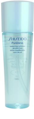 Shiseido Pureness tonizáló arcvíz alkoholmentes