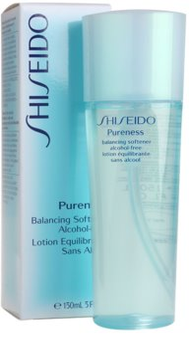Shiseido Pureness loción facial tonificante sin alcohol 2