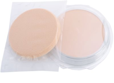 Shiseido Pureness компактний тональний крем SPF 15 для безконтактного дозатора
