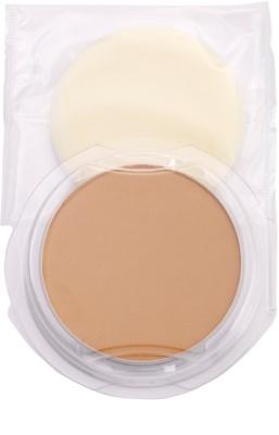 Shiseido Base Sheer and Perfect pó de maquilhagem compacta + recarga SPF 15