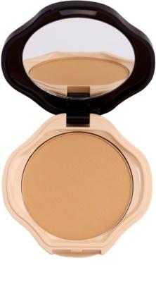 Shiseido Base Sheer and Perfect kompakt púderes make-up SPF 15