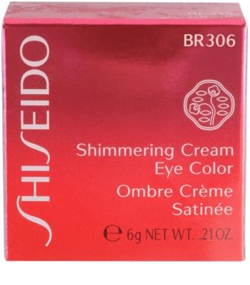Shiseido Eyes Shimmering Cream krémové oční stíny 3