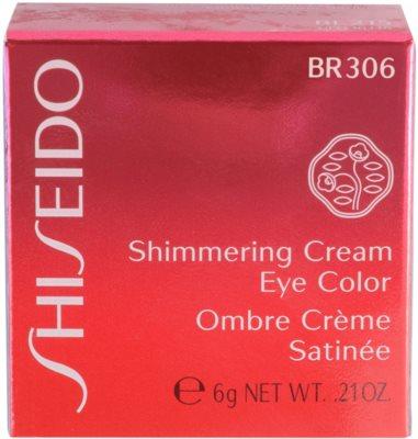 Shiseido Eyes Shimmering Cream spray floral refrescante 3