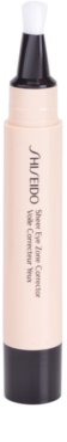 Shiseido Base Sheer Eye Zone korektor przeciw cieniom