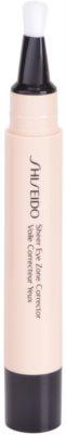 Shiseido Base Sheer Eye Zone коректор  против тъмни кръгове