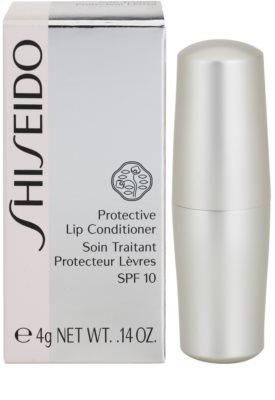 Shiseido The Skincare bálsamo protector labial  SPF 10 3