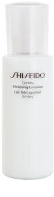 Shiseido The Skincare делікатна очищуюча емульсія для нормальної та сухої шкіри