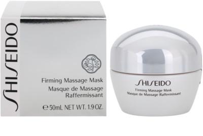 Shiseido The Skincare зміцнююча маска для шкіри 2