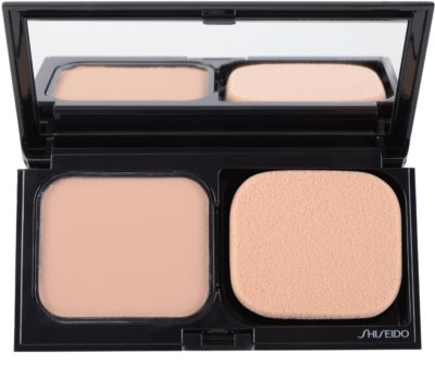 Shiseido Base Sheer Matifying prasowany puder w kompakcie SPF 10