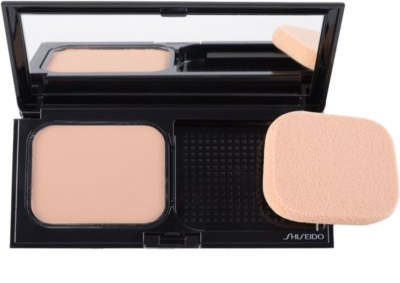 Shiseido Base Sheer Matifying das pudrige Kompakt-Make-up SPF 10 1
