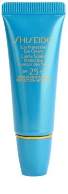 Shiseido Sun Protection crema solar para contorno de ojos  SPF 25