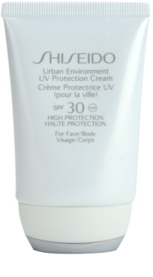 Shiseido Sun Protection lotiune protectoare hidratanta SPF 30