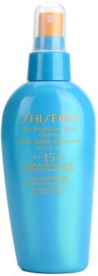 Shiseido Sun Protection napozó spray SPF 15