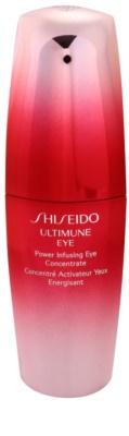 Shiseido Ultimune енергизиращ и защитен концентрат за околоочната област