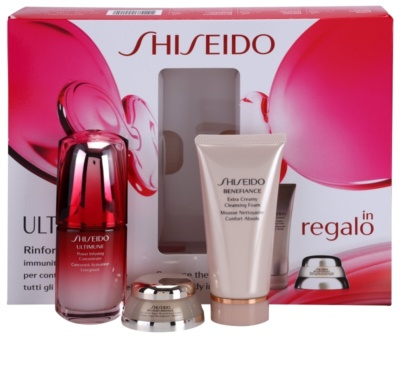 Shiseido Ultimune kozmetični set I. 3