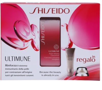 Shiseido Ultimune kozmetika szett I.