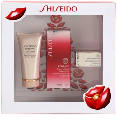 Shiseido Ultimune косметичний набір II.