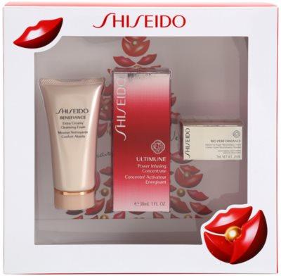 Shiseido Ultimune set cosmetice II.