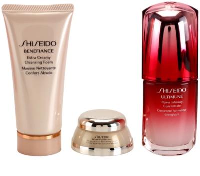 Shiseido Ultimune zestaw kosmetyków II. 1
