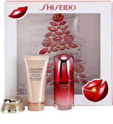 Shiseido Ultimune zestaw kosmetyków II. 2