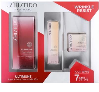 Shiseido Ultimune set cosmetice III. 1
