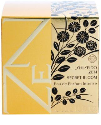 Shiseido Zen Secret Bloom Intense Eau De Parfum pentru femei 4