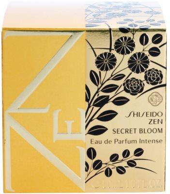 Shiseido Zen Secret Bloom Intense парфюмна вода за жени 4