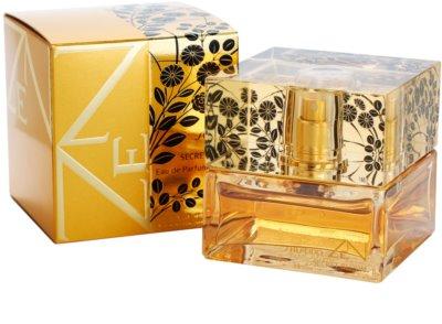 Shiseido Zen Secret Bloom Intense парфюмна вода за жени 1