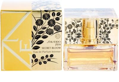 Shiseido Zen Secret Bloom Intense Eau de Parfum para mulheres