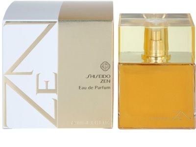 Shiseido Zen (2007) Eau de Parfum for Women