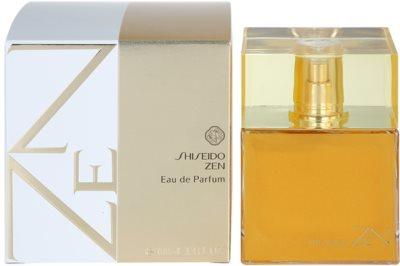 Shiseido Zen (2007) парфюмна вода за жени