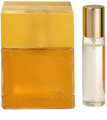 Shiseido Zen (2007) ajándékszett 3