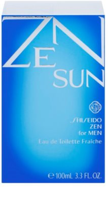 Shiseido Zen Sun for Men 2014 eau de toilette para hombre 1