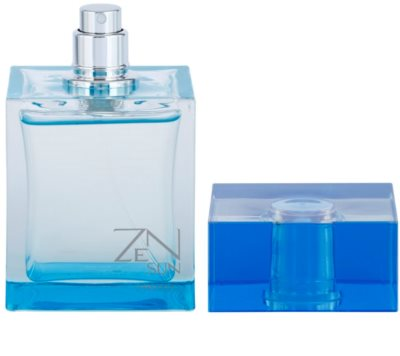 Shiseido Zen Sun for Men 2014 eau de toilette para hombre 4