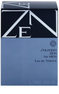 Shiseido Zen for Men eau de toilette para hombre 1