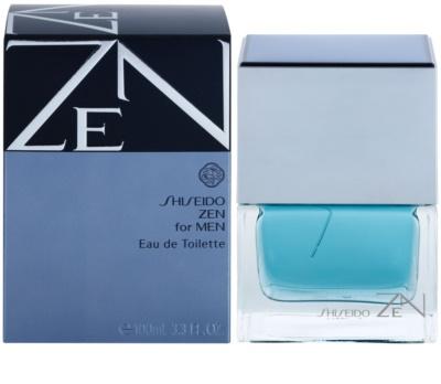 Shiseido Zen for Men Eau de Toilette pentru barbati
