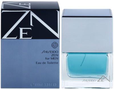 Shiseido Zen for Men toaletna voda za moške