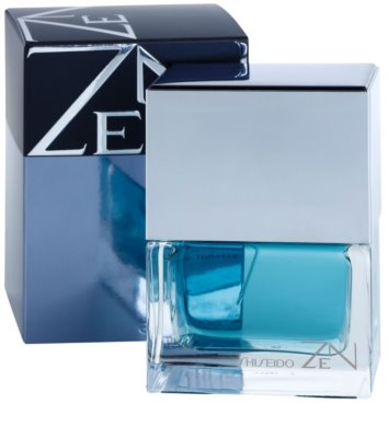 Shiseido Zen for Men eau de toilette para hombre 2