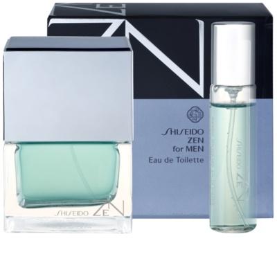 Shiseido Zen for Men подаръчен комплект