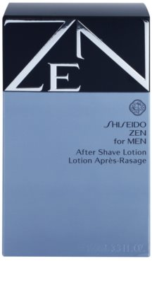 Shiseido Zen for Men After Shave für Herren 1
