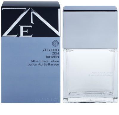 Shiseido Zen for Men borotválkozás utáni arcvíz férfiaknak