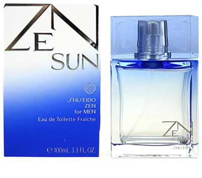 Shiseido Zen Sun for Men Eau de Toilette para homens