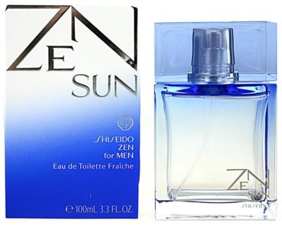Shiseido Zen Sun for Men toaletní voda pro muže