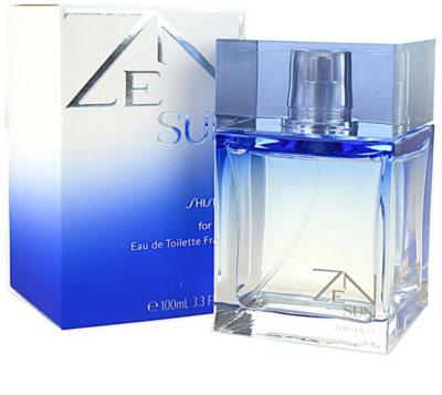 Shiseido Zen Sun for Men toaletní voda pro muže 1