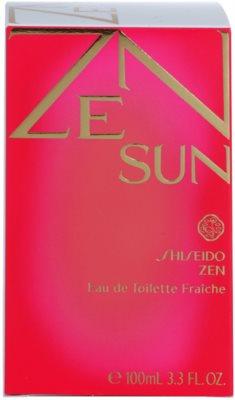 Shiseido Zen Sun 2014 toaletna voda za ženske 1