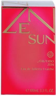 Shiseido Zen Sun 2014 woda toaletowa dla kobiet 1